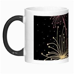 Elegant dandelions  Morph Mugs