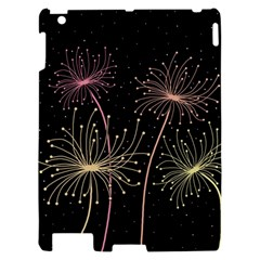 Elegant dandelions  Apple iPad 2 Hardshell Case