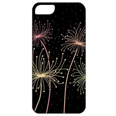 Elegant dandelions  Apple iPhone 5 Classic Hardshell Case