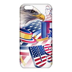 United States Of America Usa  Images Independence Day iPhone 6/6S TPU Case