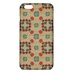 Traditional Scandinavian Pattern iPhone 6 Plus/6S Plus TPU Case