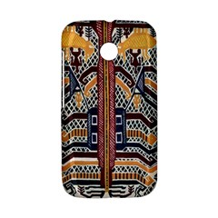 Traditional Batik Indonesia Pattern Motorola Moto E