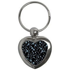 Blue decor Key Chains (Heart)