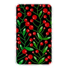 Red Christmas berries Memory Card Reader