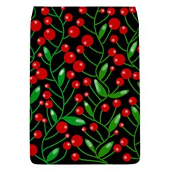 Red Christmas berries Flap Covers (L)