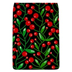Red Christmas berries Flap Covers (S)