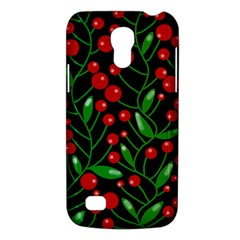 Red Christmas berries Galaxy S4 Mini