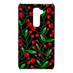 Red Christmas berries LG G2