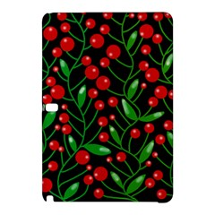 Red Christmas berries Samsung Galaxy Tab Pro 10.1 Hardshell Case