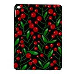 Red Christmas berries iPad Air 2 Hardshell Cases