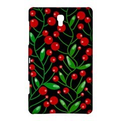 Red Christmas berries Samsung Galaxy Tab S (8.4 ) Hardshell Case