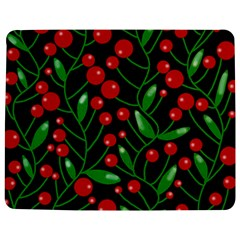 Red Christmas berries Jigsaw Puzzle Photo Stand (Rectangular)