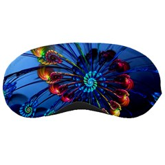 Top Peacock Feathers Sleeping Masks