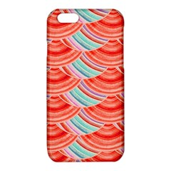 Element Of The Flower Of Life   Pattern iPhone 6/6S TPU Case