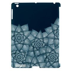 Flower Star Apple Ipad 3/4 Hardshell Case (compatible With Smart Cover)