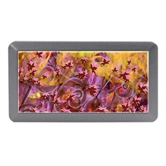 Falling Autumn Leaves Memory Card Reader (mini)
