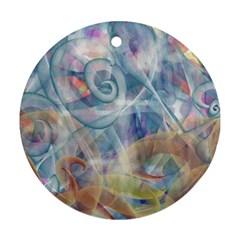 Spirals Ornament (round)