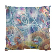 Spirals Standard Cushion Case (one Side)