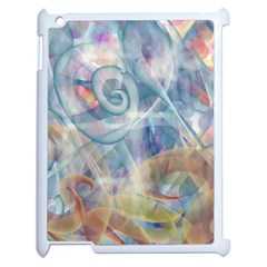 Spirals Apple Ipad 2 Case (white)