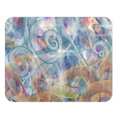 Spirals Double Sided Flano Blanket (large)