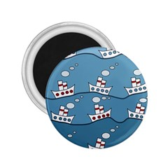 Boats 2.25  Magnets