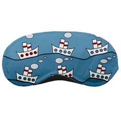 Boats Sleeping Masks