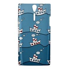 Boats Sony Xperia S