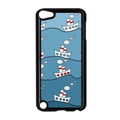 Boats Apple iPod Touch 5 Case (Black)