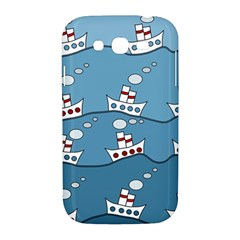 Boats Samsung Galaxy Grand DUOS I9082 Hardshell Case