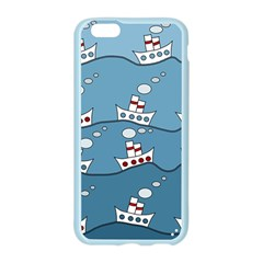 Boats Apple Seamless iPhone 6/6S Case (Color)