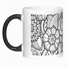 These Flowers Need Colour! Morph Mugs