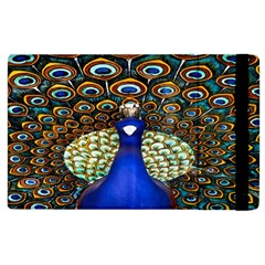 The Peacock Pattern Apple iPad 2 Flip Case