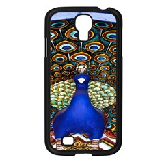 The Peacock Pattern Samsung Galaxy S4 I9500/ I9505 Case (Black)