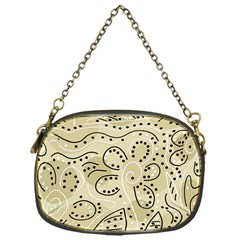 Floral decor  Chain Purses (One Side)