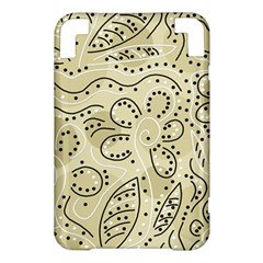 Floral decor  Kindle 3 Keyboard 3G