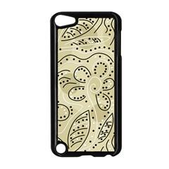 Floral decor  Apple iPod Touch 5 Case (Black)
