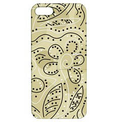 Floral decor  Apple iPhone 5 Hardshell Case with Stand