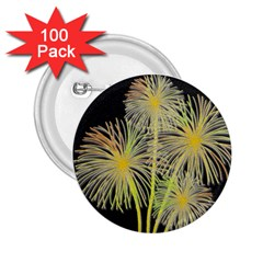Dandelions 2.25  Buttons (100 pack)