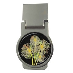 Dandelions Money Clips (Round)
