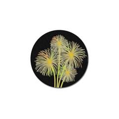 Dandelions Golf Ball Marker (4 pack)