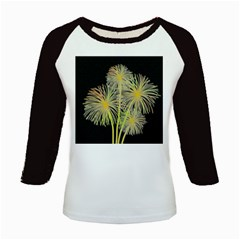 Dandelions Kids Baseball Jerseys