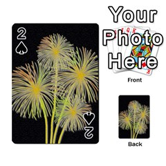 Dandelions Playing Cards 54 Designs
