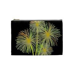Dandelions Cosmetic Bag (Medium)