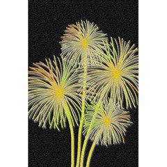 Dandelions 5.5  x 8.5  Notebooks