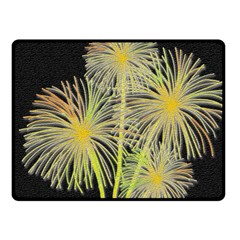 Dandelions Fleece Blanket (Small)