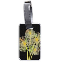 Dandelions Luggage Tags (One Side)