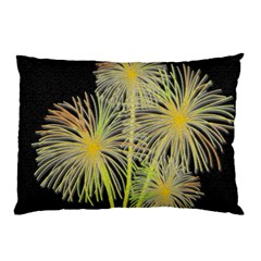 Dandelions Pillow Case (two Sides)