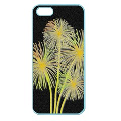 Dandelions Apple Seamless iPhone 5 Case (Color)