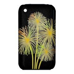 Dandelions Apple iPhone 3G/3GS Hardshell Case (PC+Silicone)