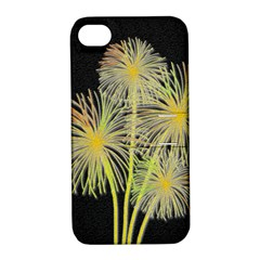 Dandelions Apple iPhone 4/4S Hardshell Case with Stand